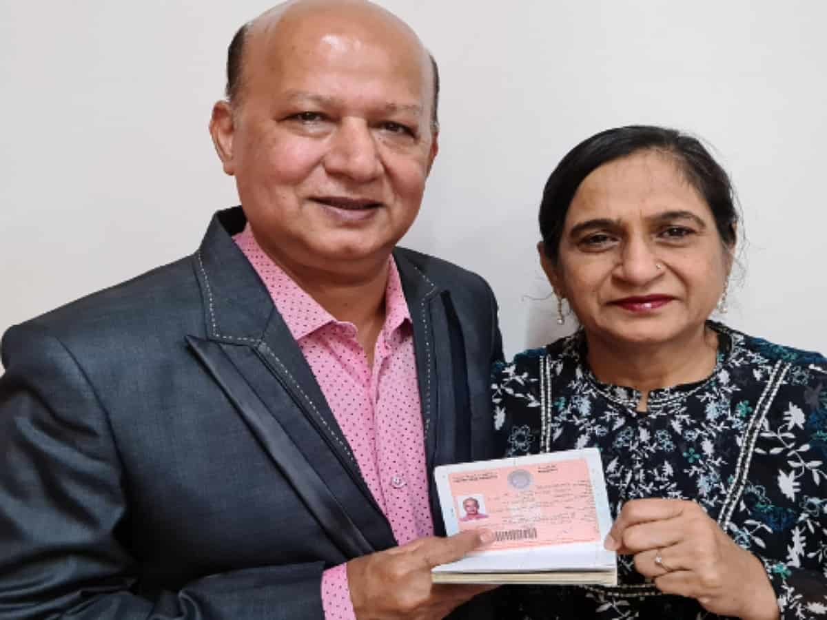 62-year-old Indian businessman, who started with Dh1,200 salary gets