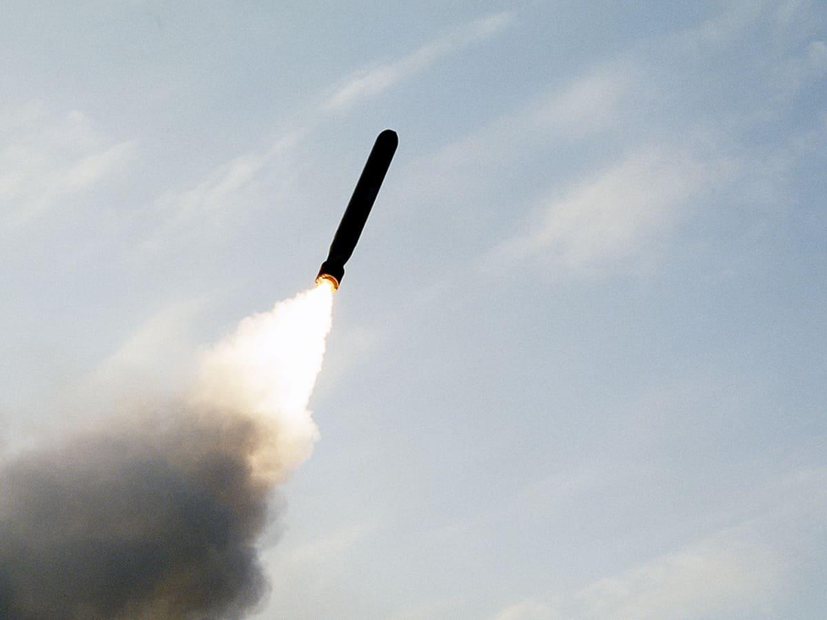 Rockets hit air base in Iraq