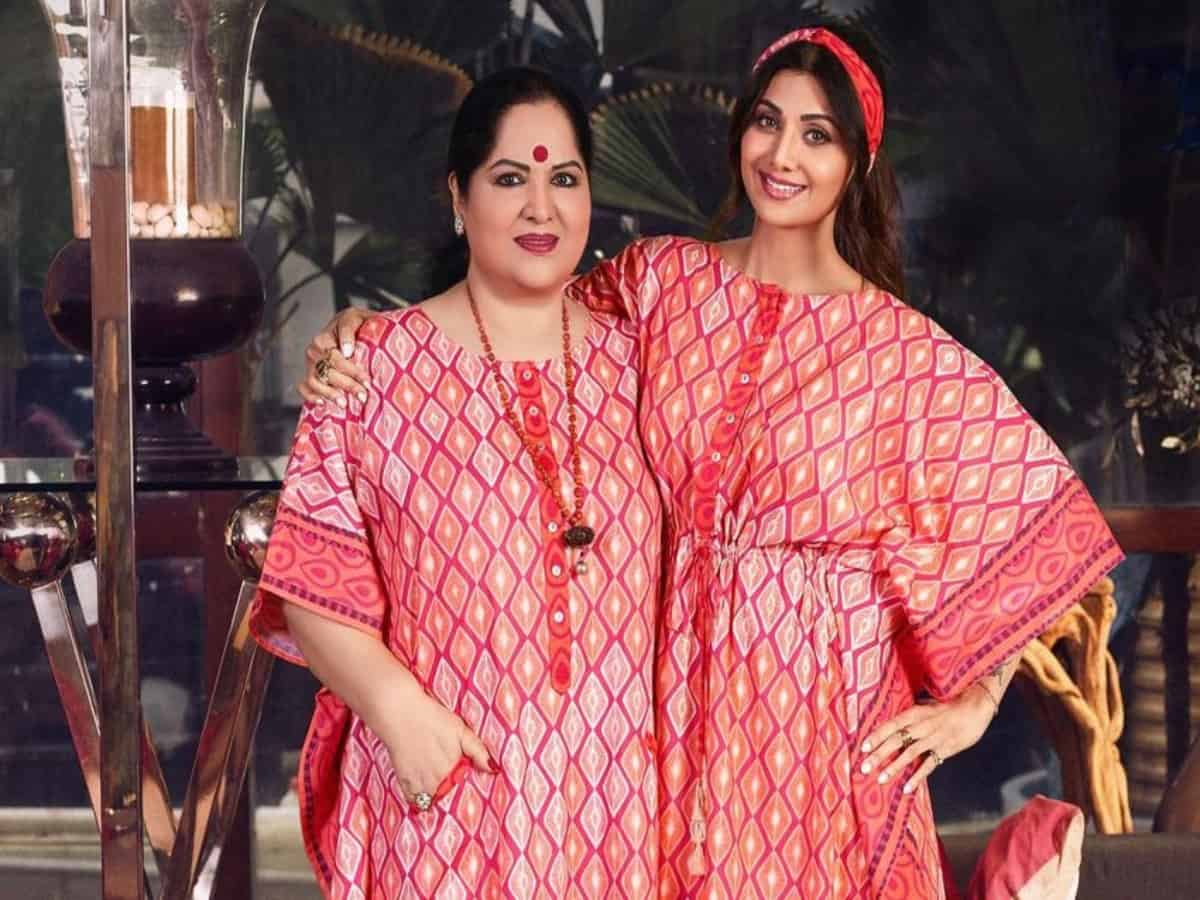 Shilpa Shetty and her mom booked in fraud case