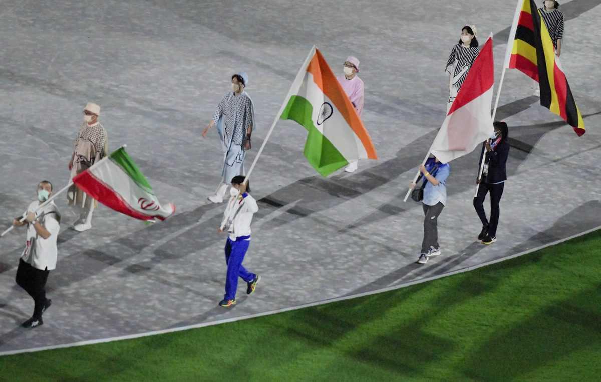 In pics: Tokyo Olympics 2020: Closing ceremony