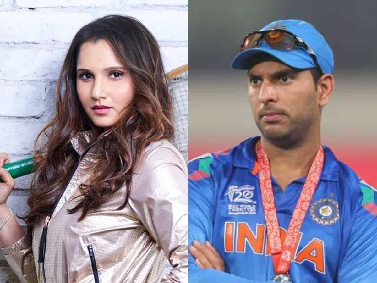 Sania Mirza is offended by Yuvraj Singhs friendship day video, why?
